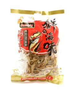 Dried Headless & Gutted Anchovies | Buy Online at The Asian Cookshop